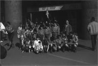Oddíl Žlutý kvítek za Havrany v Praze, konec 80. let 20. století