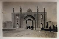 Teherán - městská brána 3