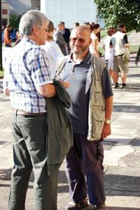 Jirásek's Hronov Festival. Rudolf Felzmann and prof. František Laurin as lecturers in the seminar (2007)