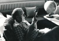 Zdeněk Kukal doma (1995)