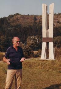 Exkurze ředitelů geologických služeb (Suchomásty, 1998)
