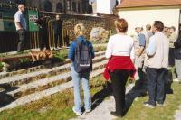 Otevření geoparku (Beroun, 1998)