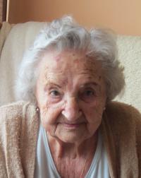 Marie Dedeciusová v roce 2015