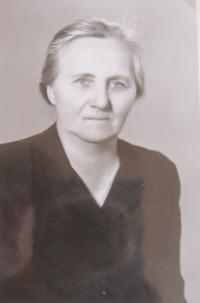 Matka Naděžda Křivková