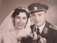 Stepsister Emilie and her husband