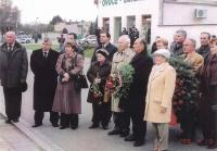 Celebration of the anniversary of the liberation of Lanžhot