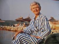 Hübnerová v 90. letech