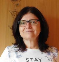 Hana Holcnerová v roce 2017