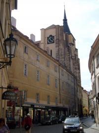 Současné působiště - klášter dominikánů Praha