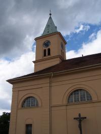 Kněžské působiště Stod u Plzně