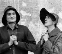 Milan Lasica a Július Satinský, Non waiting for Godot