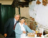 mama Alžbety Vargovej s bratom Štefanom