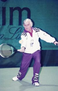 Fabinger Jiří - 1992 foto Marka Kučery
