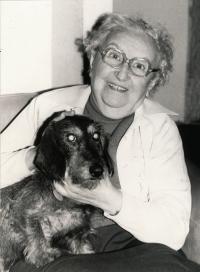 Fabinger Jiří - Jiřina Fabingerová