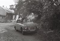 Tatraplan car
