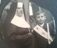 první svaté přijímání, 1937