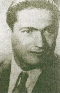 Vasile Dudeanu after his release