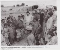 S afghánskými uprchlíky v Pákistánu, 1984
