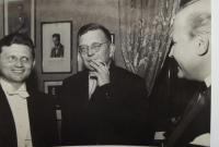Pražské jaro 1957 J.M. Dobrodinský, D. Šostakovič