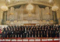 J.M. Dobrodinský řídí Slovenský filharmonický sbor