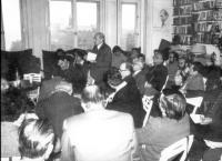 1956 Conference, 1986. December 5-6. István Eörsi's apartment