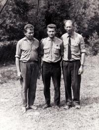 Leopold Färber věrný skaut v době komunistického režimu