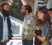Bálint Nagy and János Kis, Adyliget, 1986