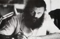 Bálint Nagy is drawing
