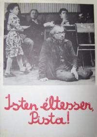 Volume of studies for István Kemény sociologist's 60th birthday, 1985 (in the middle István Kemény)