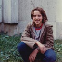 David Kabzan kolem r. 1982