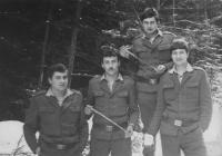 Asi 50 dní do civilu, 1982