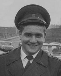 Vilém Kodíček v roce 1980