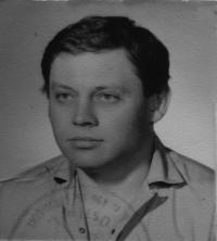 František Kotyz, v roce 1985