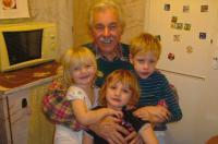 S pravnoučaty, 2013