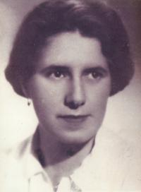 Matka Hany, Milada Hejlová popravena říjen 1942