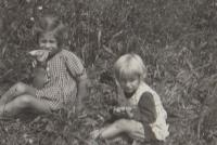 Hana a Eva 1937