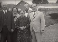 babička z Čermné oslavuje 70. narozeniny