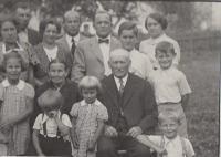 Širší rodina 9.9. 1938