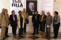 Žáci Emila Filly