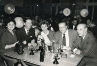 zprava Ludvík Kantůrek, Hugo Haas, manželé Donnenbergovi