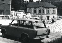 1980 - vila Demartinka