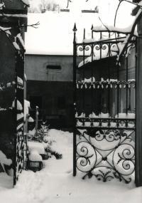 Demartinka, vila, kde rodina dvacet let do demolice bydlela
