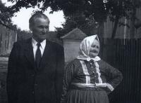 Jan a Anna Benešovi