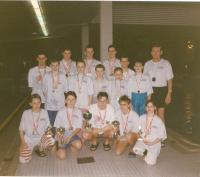 foto z plaveckého sportu