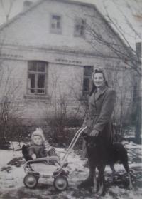 Původní český dům Anny Hofmanové