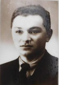 Věroslav Žák shot dead by the Germans on February 18, 1945 in Vranová Lhota