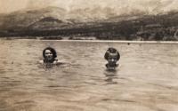 Makarska s maminkou - 1934 III.