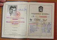Pál Csákys pay book