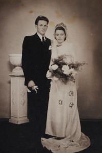 Jitka a Stanislav, svatební fotografie II.
