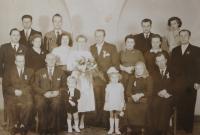 Celá široká rodina Bůžků